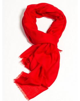 Rouge Cashmere Scarve