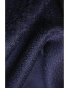 Blue spiral Eye Cashmere Scarf