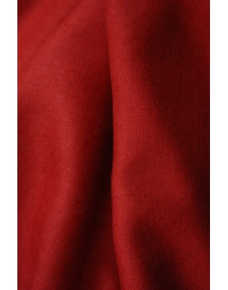 Red Spiral eye Cashmere Scarf