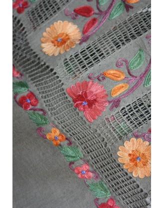Mon amor pour toi macrame shawl