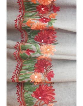 Autumn Glaze Kashmir Shawl