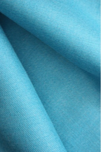 Turquoise Silk Cashmere Scarve