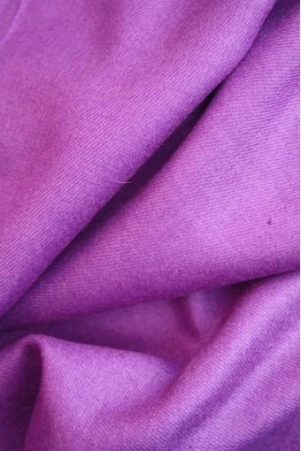 Purple glimpse Silk Cashmere Scarve