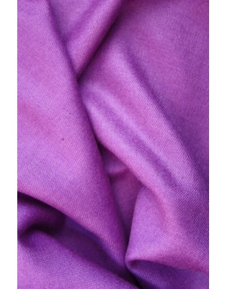 Purple glimpse Silk Cashmere Scarve