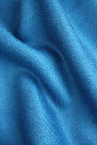 Blue Vision Silk Cashmere Scarve
