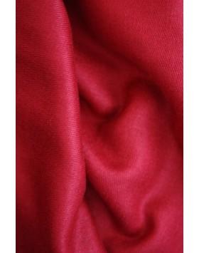 Bordeaux Silk Cashmere Scarve