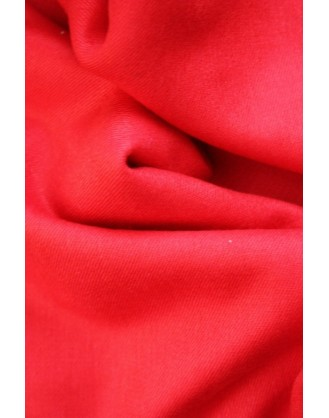Rouge field Silk Cashmere Scarve