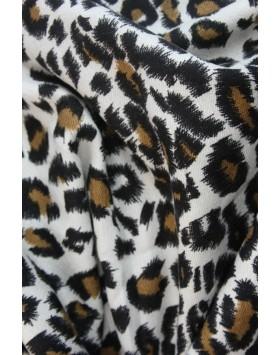 Animal Print Nishat Safari Scarve