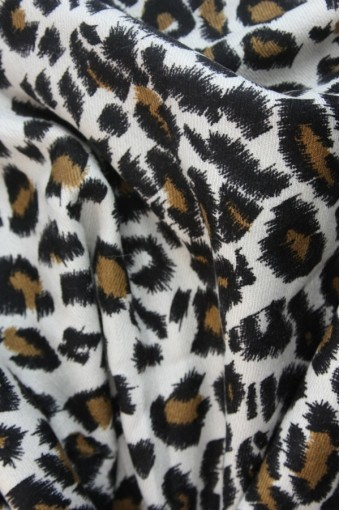 Animal Print Nishat Safari Scarve