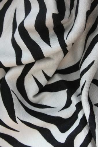 Zebra Print woodland Safari scarve