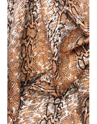 Animal Print Harvan Safari Scarve